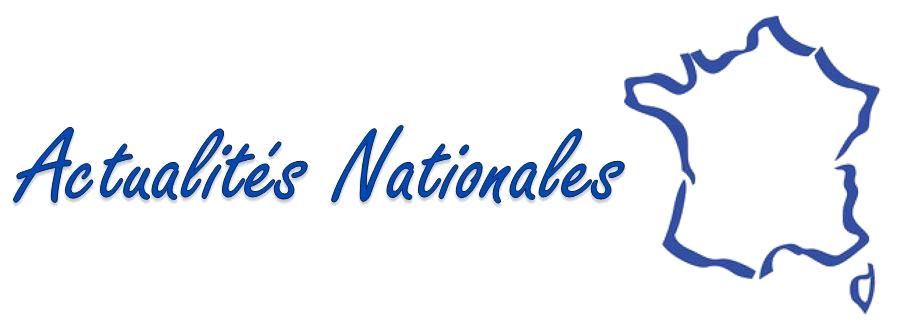 Actualités nationales